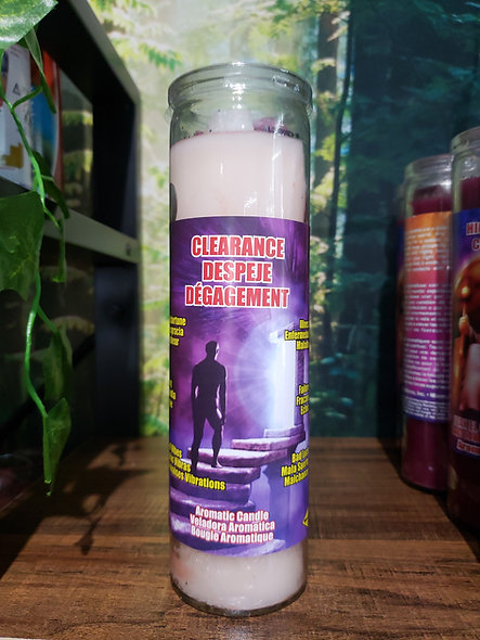 Clearance Fixed Candle