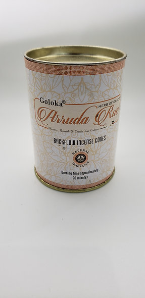 Arruda Back Flow Incense