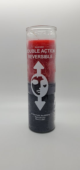 Double Action Reversible 7 Day Candle