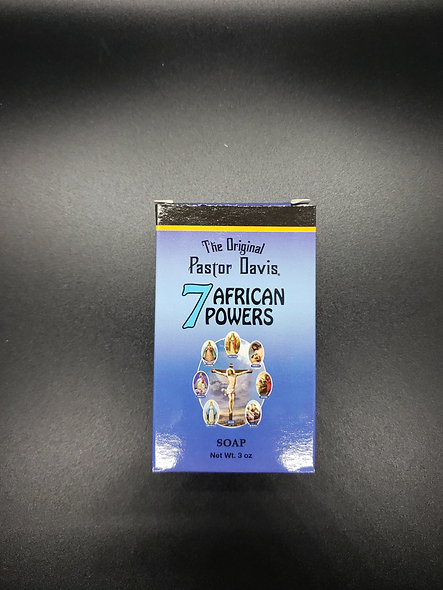 7 African Powers Soap