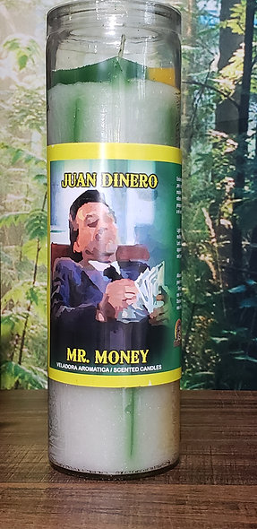 Mr .Money Fixed Candle