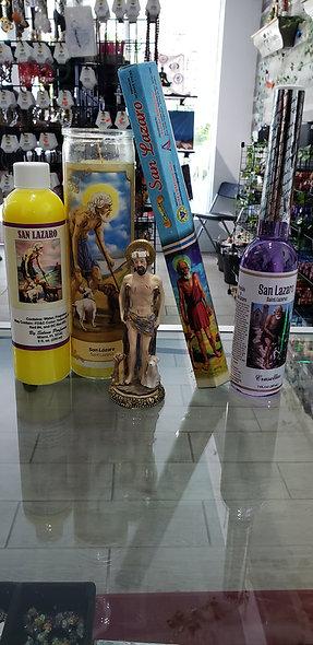 Saint Lazaro Set