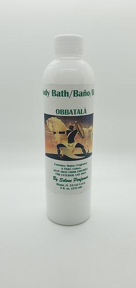 Obbatala Bath