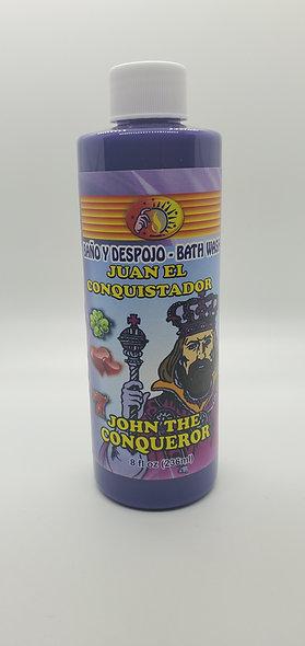 John The Conqueror Bath