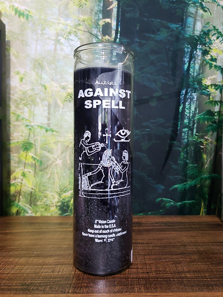 Against Spell Candle