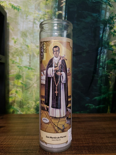 Saint Martin Candle