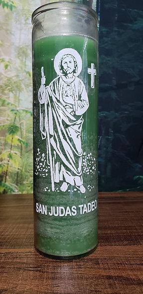 San Judas Candle