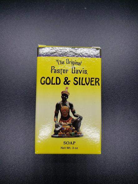 Gold & Silver Soap