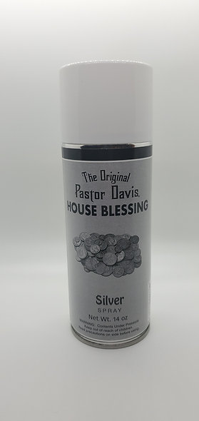 House Blessing Silver Spray