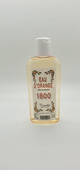Eau D'Orange 1800 4 Fl oz