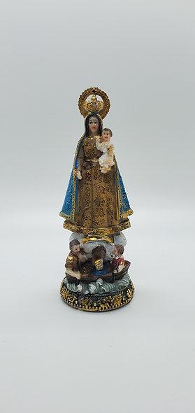 Virgen De La Caridad Del Cobre 5''