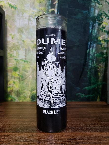 Blacklist  Candle