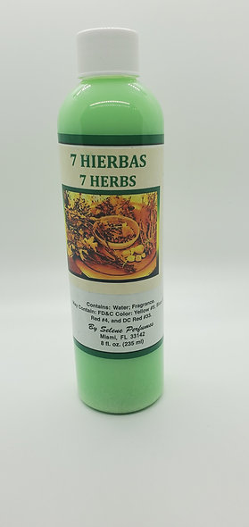 7 Herbs Bath