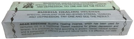 Buddha Healing Incense Sticks Tibetan