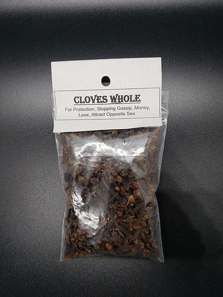 Cloves Whole