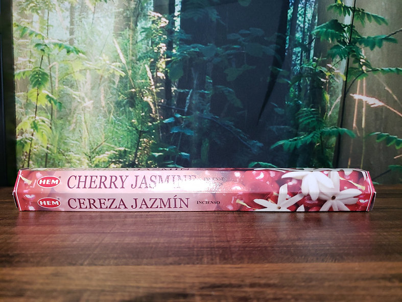 Cherry Jasmine Incense