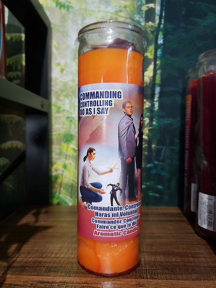 Commanding Fixed Candle