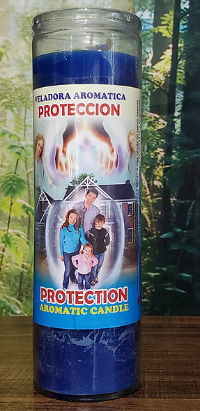 Protection Fixed Candle