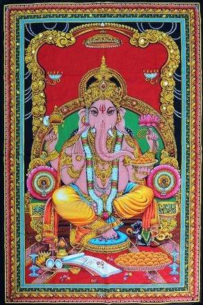Tapestry  Ganesha