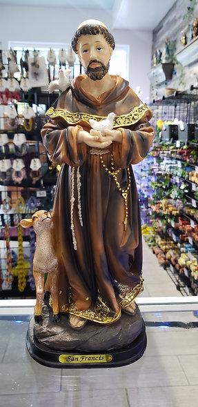San Francis Statue