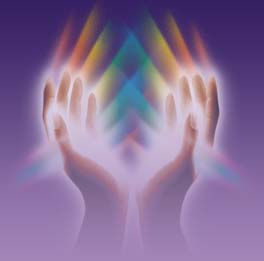 Hands Doing Reiki