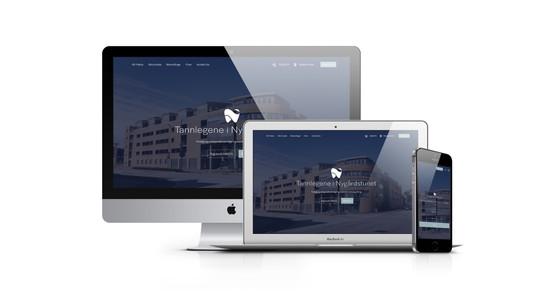 Nettside for Nygårdstunet Tannklinikk