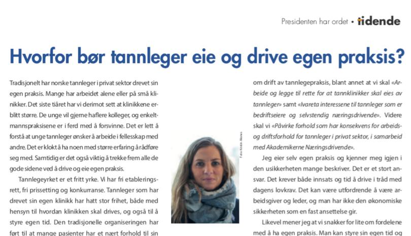 Artikkel: Camilla Hansen Steinum