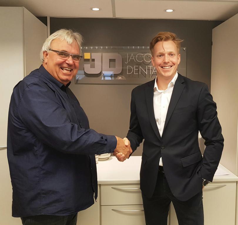 Innkjøpsavtale med Jacobsen Dental AS
