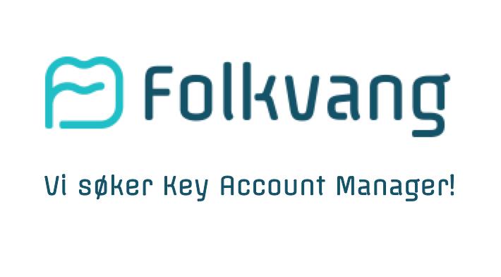 Folkvang AS søker Key Account Manager!