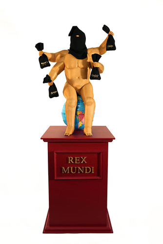 Rex Mundi 1