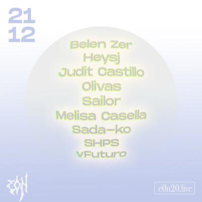 e0n 20 LINE UP 21.12.20