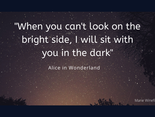 Encouraging people to look on the bright side may not always be that helpful