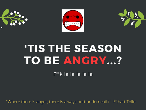 'Tis the season to be ANGRY...?