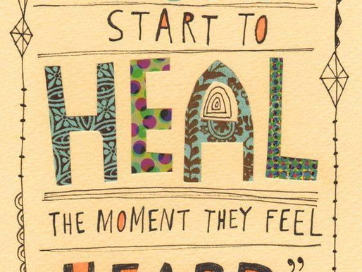 Feeling Heard...