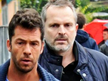 Nacho Palau, rompe relación amorosa con Miguel Bosé y peleará la custodia de los hijos