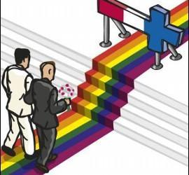 Abren y cierran puertas al matrimonio homosexual en Cuba