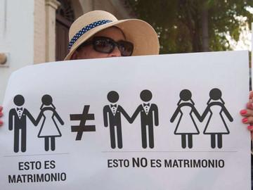 Se unen grupos conservadores de América  contra el matrimonio igualitario