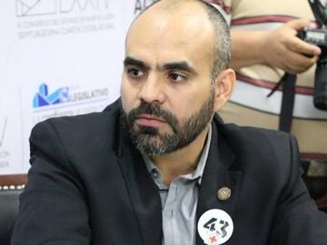 El diputado Jorge Blanco Durán presenta iniciativa de Ley de Identidad de Género en Nuevo León