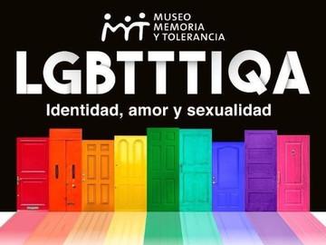 Exposición LGBT: Identidad, Amor y Sexualidad