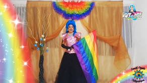 Primera Marcha virtual LGBTTTI en Iztapalapa, la alcaldía que rebasa los 3 mil casos de COVID-19