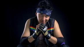 Luchador ya no oculta su homosexualidad en una mascara