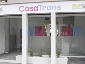 """La primera """"Casa Trans"""" inaugurada en Argentina"""