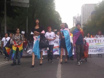 """Nenes Valientes alzan la voz contra la homofobia y dicen """"Solo nos voltean a ver cuando necesit"""