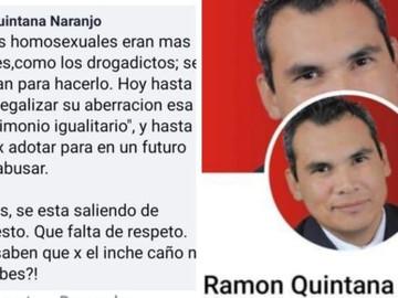 Funcionario de Sinaloa dice que los gays quieren adoptar niños para violarlos
