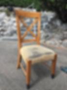 vieille chaise