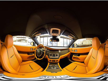 Virtual Reality is the future of Car Shopping