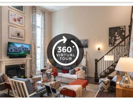 Virtual Tours for Home Décor