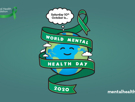 Reflections on World Mental Health Day 2020