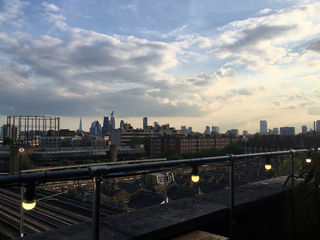 Event Review – The Netil360 Rooftop Sauna in London