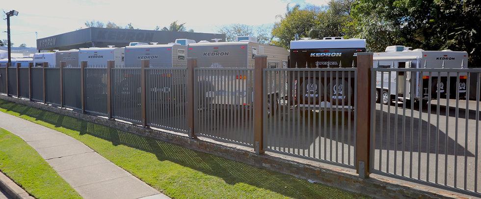 KEDRON Caravan Display Centre - Glen Gal